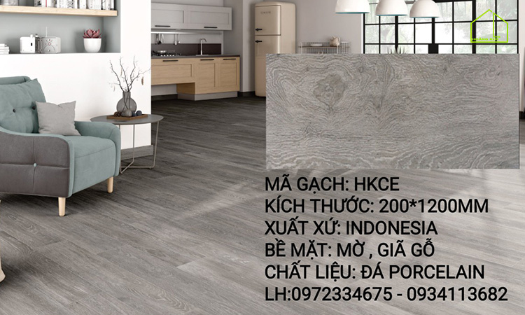 Gạch giả gỗ 20x120 HKCE