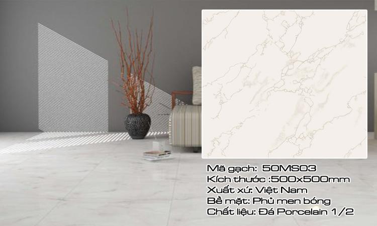 Gạch Lát Nền 50x50 50MS03