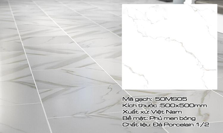 Gạch Lát nền 50x50 mã 50MS05