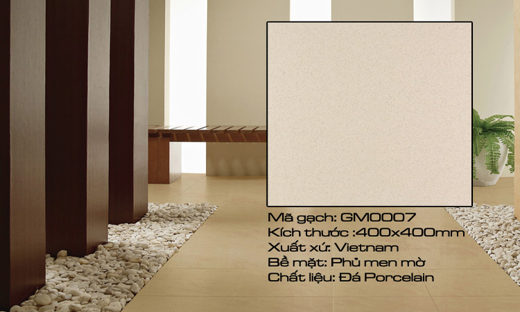 Gạch Lát Nền 40x40 GM0007