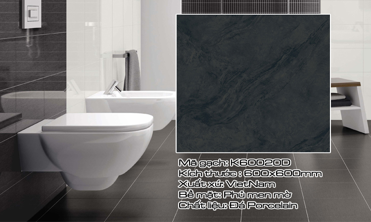 Gạch Lát Sàn 60x60 K60020D