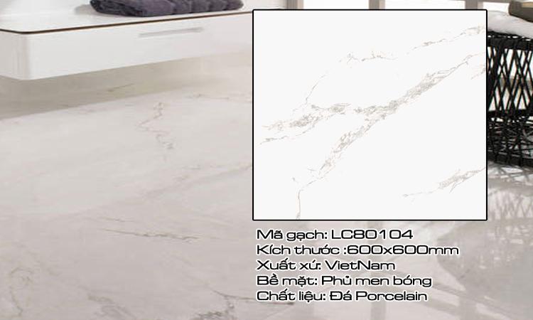 Gạch Lát Sàn 60x60 LC80104