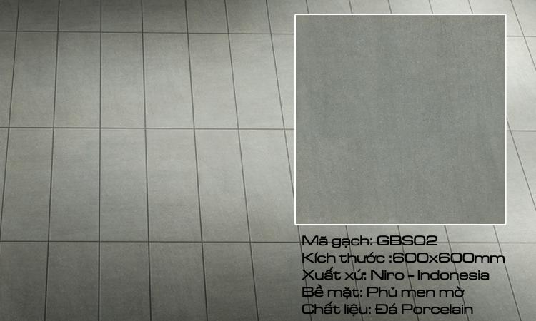 Gạch nhập khẩu 60x60 Indoneisa GBS02
